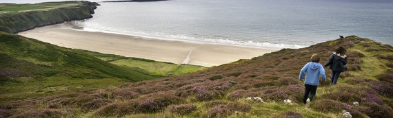Walkers welcome! A perfect B&B base for Gower walks