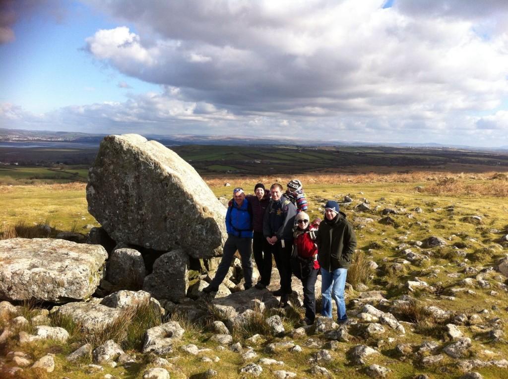 Arthur's Stone, Cefn Bryn, Gower Peninsula, Gower walk